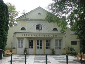 Lázeňské divadlo vLuhačovicích, foto: Pavel Langer, CC BY-SA 3.0 Unported