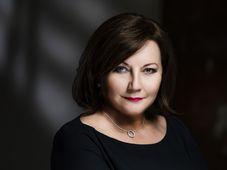 Alena Schillerová, photo: Archives du Ministère des Finances