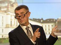 Andrej Babiš, photo: ČTK/Kateřina Šulová