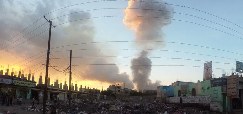 Krieg im Jemen (Foto: Ibrahem Qasim, CC BY-SA 4.0)