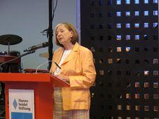 Ursula Männle (Foto: Martina Schneibergová)