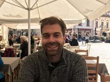 Michal Zourek, foto: Natali Lopez