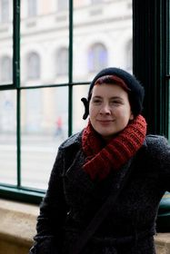 Judita Matyášová, photo: Barbara Rich