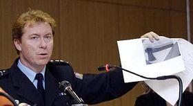 Vicedirector de la Policía, Vladislav Husák (Foto: CTK)