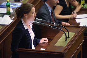 Karolína Peake, foto: Archivo del Gobierno checo