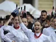 Festival international du folklore de Strážnice, photo: Igor Zehl / ČTK