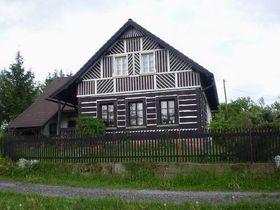 Volksarchitektur in Borovnice (Foto: Gemeinde Borovnice)