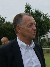 Jean-Michel Aulas, photo: Xavoun, CC 3.0