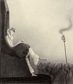 Alfred Kubin, Le dernier roi