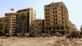 Aleppo in Syrien (Foto: Zyzzzzzy, CC BY 2.0)