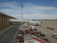 Aeropuerto de Sevilla, foto: SVQAeropuerto, Wikimedia CC BY-SA 3.0
