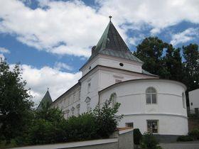 Schloss Žihobce (Foto: Martina Schneibergová)