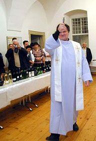 Jirí Grmolec, el sacerdote de Valtice