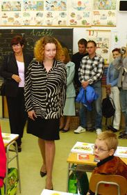 Education Minister Petra Buzkova, photo: CTK
