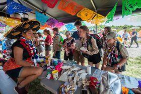 2019 World Scout Jamboree, photo: Jakub Lucký / Czech Radio