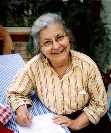 """Helena Havlíčková (Foto: Archiv des Festivals """"Mene Tekel"""")"""
