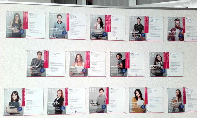 Journée portes ouvertes à la Faculté de l'économie de Brno, photo: Magdalena Hrozínková