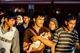 Беженцы, иллюстративное фото: CC BY-NC-SA 2.0