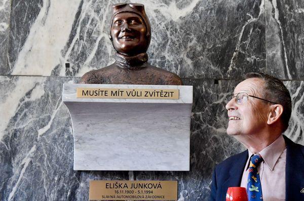 Vladimír Junek, foto: ČTK/Vít Šimánek