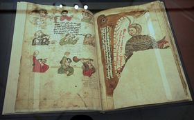 The Goettingen codex, photo: CTK