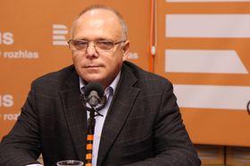 Pavel Mikoška, foto: Jana Přinosilová, Archivo de ČRo