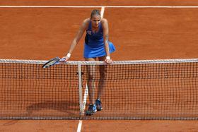 Karolína Plíšková, photo: AP Photo/Michel Euler