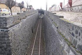 Foto: Bahnverbindung zwischen Pilsen und München (Foto: Mef.ellingen, Wikimedia CC BY 3.0)
