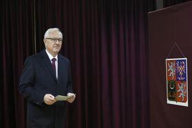 Jiří Drahoš (Foto: ČTK)