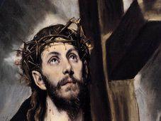 Иисус Христос работы Эль Грека