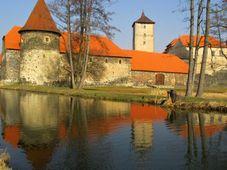 Castillo de Švihov, foto: pavel Halla, ČRo