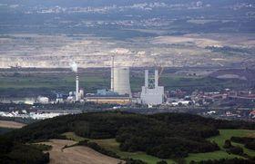Kraftwerk in Ledvice (Foto: Juan de Vojníkov, Wikimedia CC BY-SA 3.0)