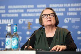 Агнешка Холланд, фото: Мартин Й. Крафт, Архив Чешского Радио