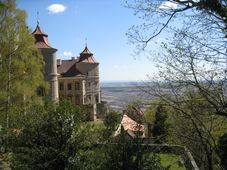 Château de Jezeří, photo: Denisa Tomanová
