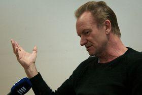 Sting, photo: Vojtěch Koval