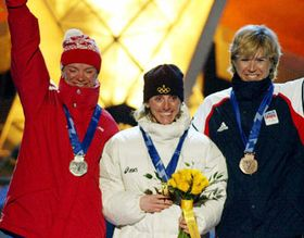 Катержина Нойманнова - направо (Фото: ЧТК)