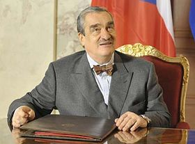 Foreign Minister Karel Schwarzenberg, photo: CTK