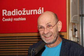 Ondřej Šteffl, photo: Prokop Havel, ČRo