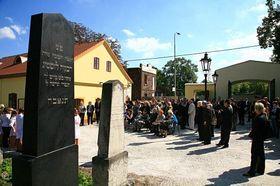 Foto: Fotostudio H, zdroj: Židovská obec Teplice (www.kehila-teplice.cz)