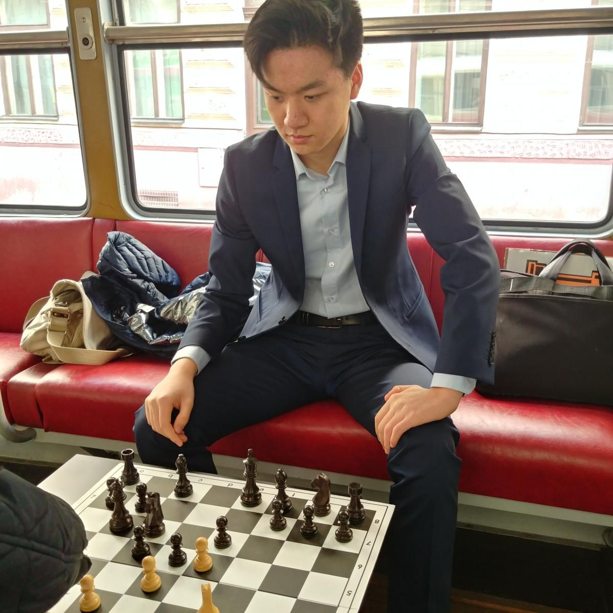 Youngest chess grandmaster on his biggest victory and the secret to