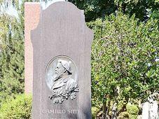 Grab von Camillo Sitte auf dem Zentralfriedhof Wien (Foto: Andreas Faessler, Wikimedia Commons, CC BY-SA 4.0)