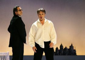 'L'Enlèvement au sérail', photo: Hana Smejkalová, Théâtre national