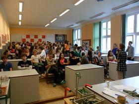 Zeitzeugentreffen in Teplice (Foto: Offizielle Facebook-Seite der Brücke/Most Stiftung)