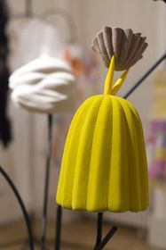 Hat by Sofya Samareva, photo: archive of Czech Centres