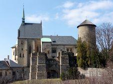 El castillo de Šternberk, foto: RadekS, CC BY-SA 3.0