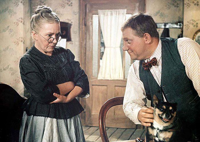 Rudolf Hrušínský dans le film 'Dobrý voják Švejk', photo: Československý státní film