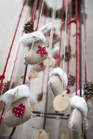 Магия Рождества, фото: Ботаническа саду