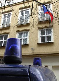 Чешское посольство в Варшаве (Фото: ЧТК)