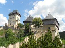 Замок Карлштейн, Фото: Магда Кашубова, Чешское радио - Радио Прага