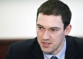 Юрист Франтишек Корбел (Фото: Филип Яндоурек, Чешское радио)