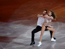 Gabriella Papadakis et Guillaume Cizeron, photo: ČTK